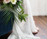 elegant bridal fashion