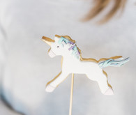 unicorn cookie pop