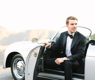 The Black Tux style