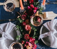 moody fall tablescape ideas