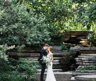 Classic chicago wedding at A New Leaf
