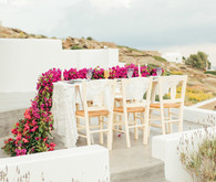 Boho Grecian wedding editorial