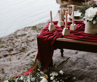 Lake Superior sailboat elopement ideas