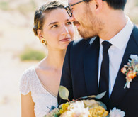 Eclectic Joshua Tree wedding at the Sacred Sands Inn