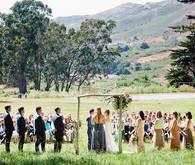 Headlands Center for the Arts indie wedding in Marin