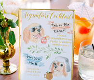 Romantic DIY Napa Valley wedding at Brix RestaurantRomantic DIY Napa Valley wedding at Brix Restaurant