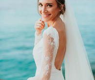 St Barth's destination wedding at Eden Rock