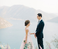 Romantic Montenegro elopement on 100 Layer Cake