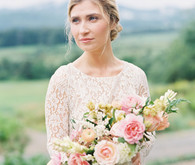Spring floral wedding ideas