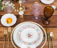 Fall place setting ideas