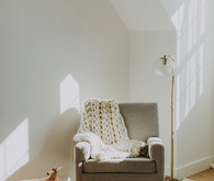 Quiet neutral nursery