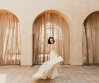 Spanish-Inspired foodie wedding at Serra Plaza in San Juan Capistrano