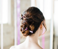 ballet and ribbon inspired wedding ideas for spring