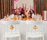 Lunar New Year / Year of the Dog inspired wedding ideas