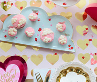 Cloud Nine party ideas for Valentine's Day