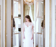 Fashionable Paris wedding