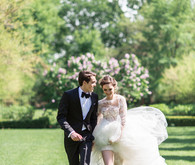 Elegant spring wedding ideas at Graydon Hall in Toronto