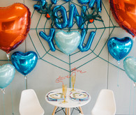 Spider Man valentine's day party ideas
