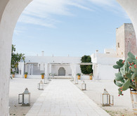 Spring wedding ideas in Apulia
