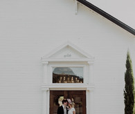 Moody spring elopement ideas at The Old Schoolhouse in Newberg Oregon