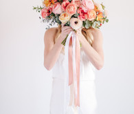 Ribbon and Bouquets