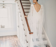 Intimate winter B&B elopement in the Hudson Valley
