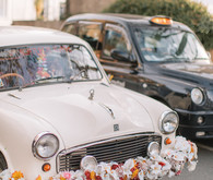 Wedding getaway car