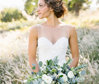 Rustic modern barn wedding at Greengate Ranch in SLO