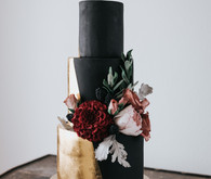 Beautiful, innovative wedding cake design