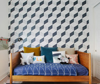 Modern California boy's room by Veneer Designs