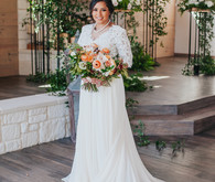 Elizabeth Leese Bridal wedding dress