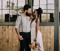 Moody urban brewery wedding ideas in Cape Town