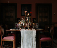 Moody Dutch masters inspired wedding ideas