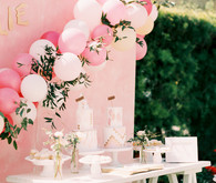 Kidchella themed girls boho birthday party for Amanda Stanton