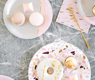 100 Layer Cake x Crate and Barrel paper party supplies