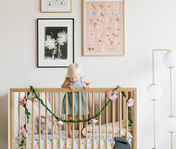 Parisian girl's nursery