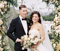 Elegant floral California wedding at The Inn at Rancho Santa Fe
