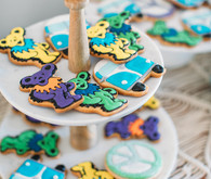 Grateful Dead themed 2nd birthday party