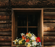 Intimate, rustic summer wedding ideas at The High Desert Museum in Bend, OR