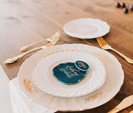 Romantic jewel tone fall wedding in Indiana