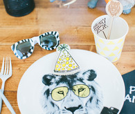 Party like an animal first birthday