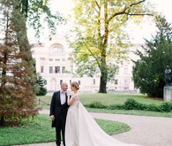 A classic European wedding in Vienna