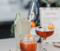 Three fall cocktail recipes + bachelor party ideas