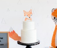 What does the fox say costume party birthday