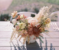 Fall outdoor tablescape
