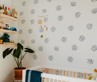 Fresh 48 session and sweet modern boy's nursery