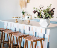 Cozy wintery baby shower at Festoon with Sterling Social