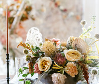 Wedding tablescape ideas