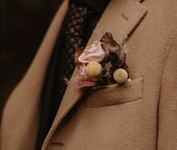 camel hair groom's coat for fall