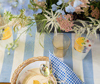 pretty spring brunch ideas